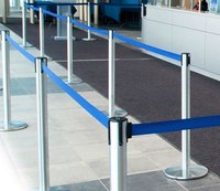 Оптимизация движения потоков посетителей на крупномасштабных мероприятиях