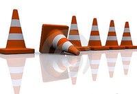 Конусы дорожные сигнальные (фишки)