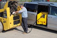 Мобильная АЗС для дизельного топлива (готовые решения)