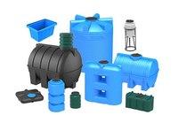 Емкости. Пластиковые баки и контейнеры