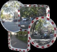 Зеркала обзорные (безопасности), сферические зеркала