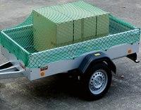 Сетки для укрытия грузов (мусора)