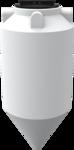 Емкость ФМ-240 с конусным дном (емкость полного слива)
