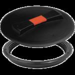 Резьбовая крышка в комплекте. 620 мм (без дыхательного клапана)