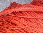 Сети безопасности, защитные сетки плетеные (вязаные)