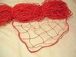 Сети разграничительные плетеные (вязаные)