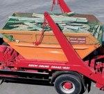 Сети для укрытия грузовых контейнеров 3х4