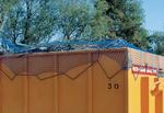 Сети для укрытия грузовых контейнеров 3х6