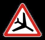 Знак 1.30 Низколетящие самолеты