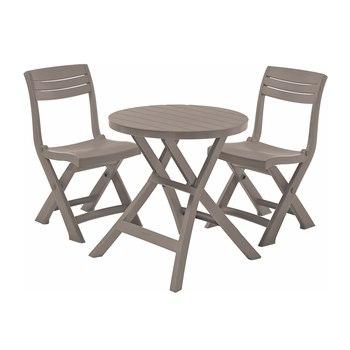 Комплект балконной мебели Keter Jazz Set (капучино)