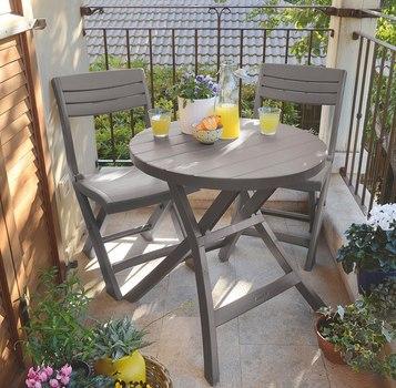 Балконная мебель Keter Jazz Set. (капучино)