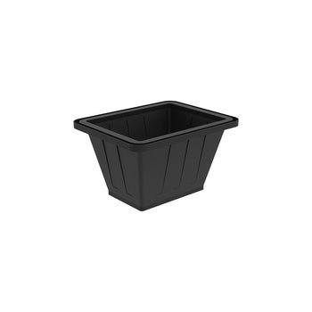 Ванна пластиковая K-200 на 200 л (черная)