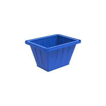 Ванна пластиковая K-200 на 200 л (синяя)