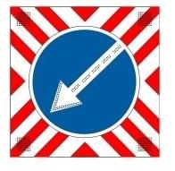 Знак светодиодный на щите (СИД 4.2.1, СИД 4.2.2)