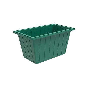 Ванна пластиковая K-400 на 400 л (зеленая)
