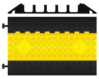 Кабельный трап, Кабель-канал пятиканальный, каналы 35х35 мм