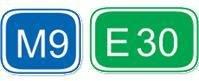 Знаки дорожные дополнительной информации (таблички), информационные знаки