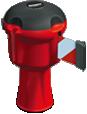 Конус дорожный КДУ-750 с утяжелителем
