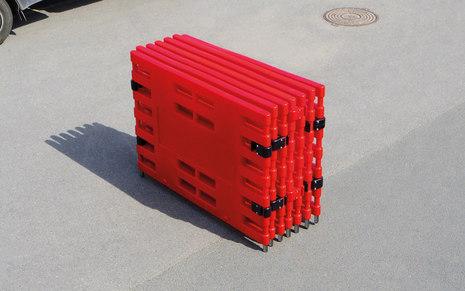 Барьерное ограждение «ARGO» (+2 коннектора) 1500 х 1040 мм