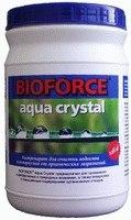 BIOFORCE Aqua Crystal. Биологическое средство для эффективного обслуживания водоемов и аквариумов