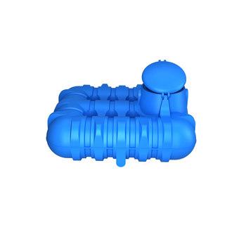 Накопительная емкость R.3000 из пластика