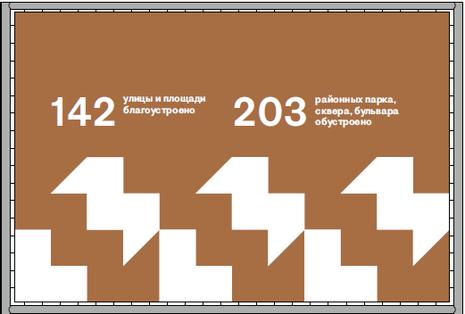 """Баннерная сетка с печатью """"Дизайн 2020 года. 165 руб./м2"""