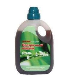 BIOFORCE Aqua Crystal L. Биопрепарат для очистки водоемов от органических загрязнений 1000мл