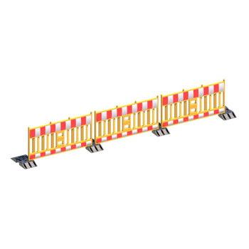 Ограждение VARIO 2000х1000 на металлических опорах (стойках) с подставками К1
