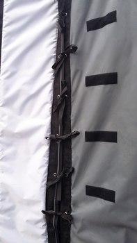 Утепляющий чехол из ПВХ для емкости Т-5000