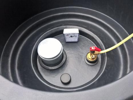 Подземная топливная емкость DТ-2000