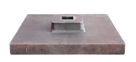 Подставка для вехи полимерная 330х330 мм