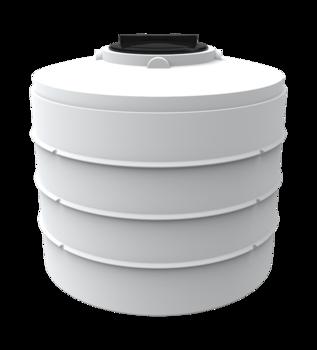 Емкость ФМ-500 с конусным дном (емкость полного слива)