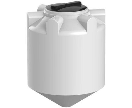 Емкость К-200 с конусным дном (емкость полного слива)