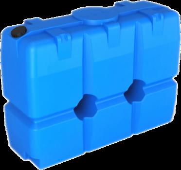 Емкость для топлива SK-2000 OIL (синяя)