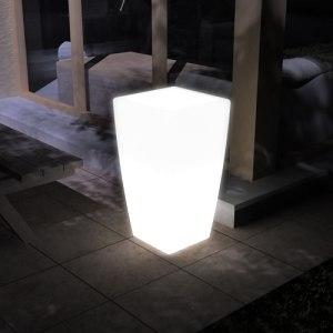 Кашпо «FLOX» с подсветкой