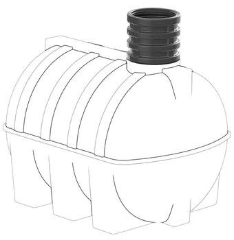 Удлиняющая горловина для емкостей D-580