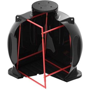 Пластиковый кабельный колодец КС-5 с каркасом