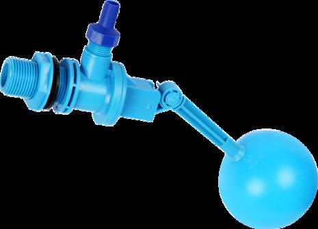 Поплавковый клапан 3/4 дюйма (шар, овал)