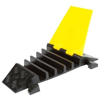 Кабельная капа поворотный элемент (5 каналов 42х42м). 310х500х55мм