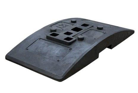 Подставка утяжеленная К1-36 полимерпесчаная (композит)