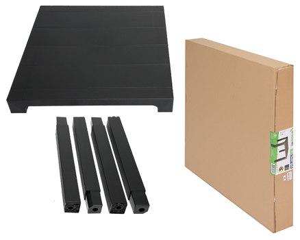 Разобранный стол Орфей 72 см