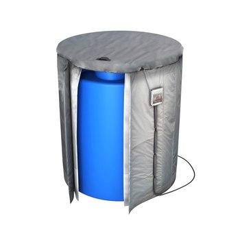 Утепленная емкость Т-5000 с металлическим поддоном