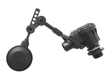 Поплавковый клапан QuickStop 3/4 дюйма с механическим выключателем