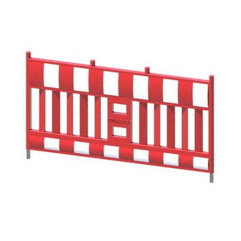Ограждение VARIO 2000х1000 на металлических опорах (стойках)