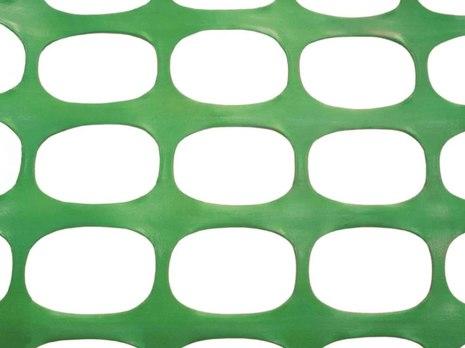 А-160. 1,8 м х 50 п.м. Барьерное ограждение, цвет зеленый