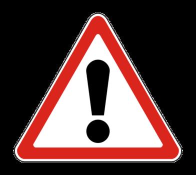 Знaк 1.33 Прочие опасности